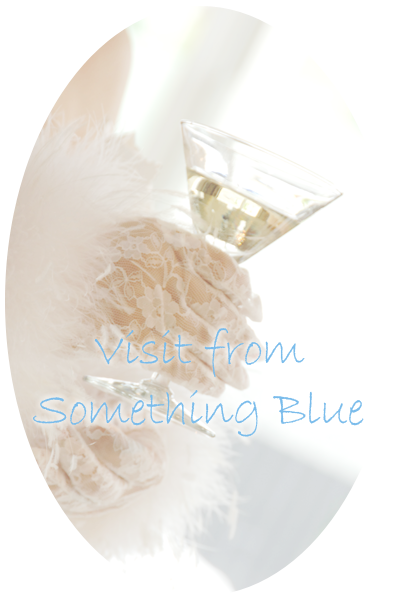 Visit from Something Blue